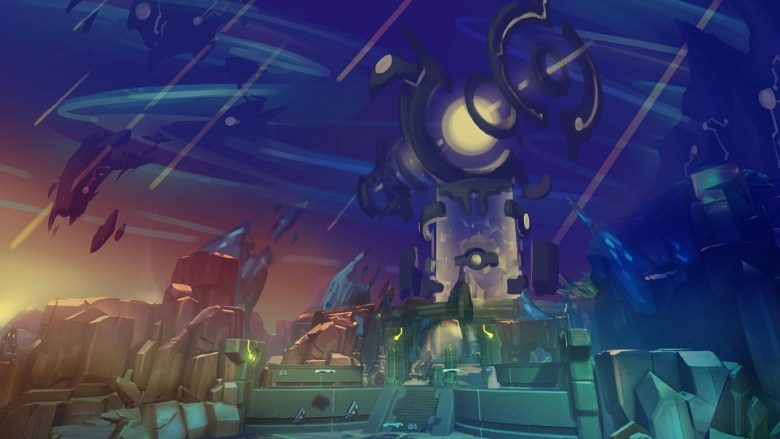 Eldrid - Observatory - Battleborn