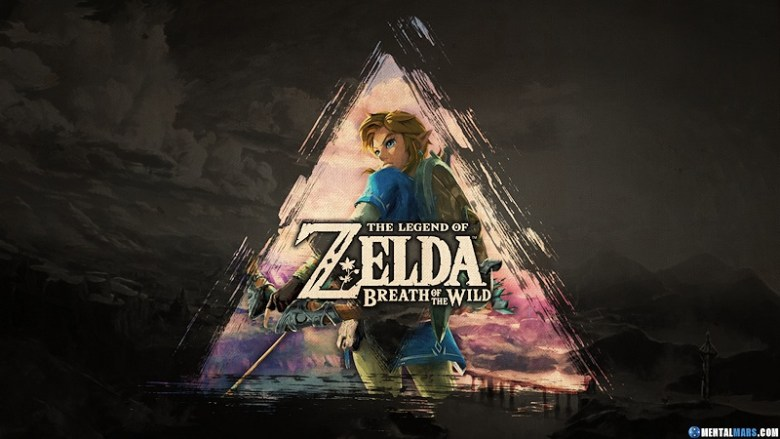 The Legend of Zelda - Breath of the Wild - Triforce Wallpaper