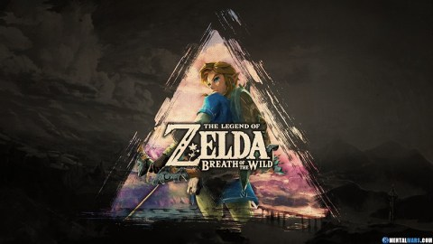 The Legend of Zelda - Breath of the Wild - Triforce Wallpaper