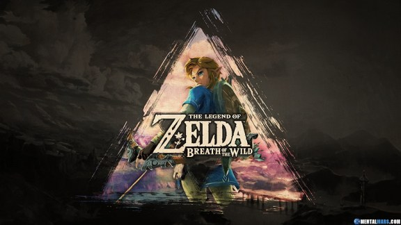 Triforce Wallpaper Breath Of The Wild