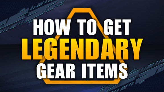 How to get Legendary Gear - Battleborn