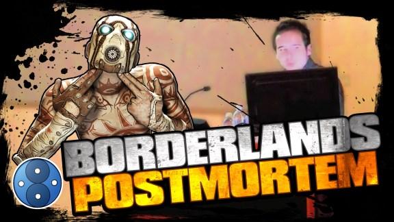 Borderlands 2 Postmortem with Matt Charles Producer