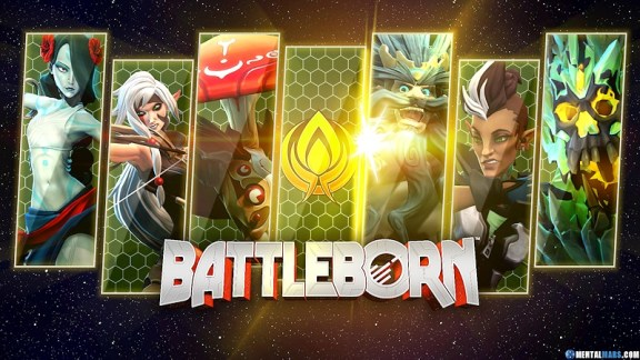 Battleborn Join the Eldrid Faction Wallpaper