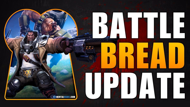 Battlebread Update