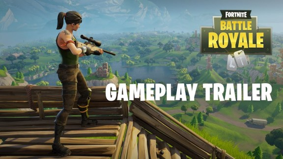 Fortnite Battle Royale - Gameplay Trailer