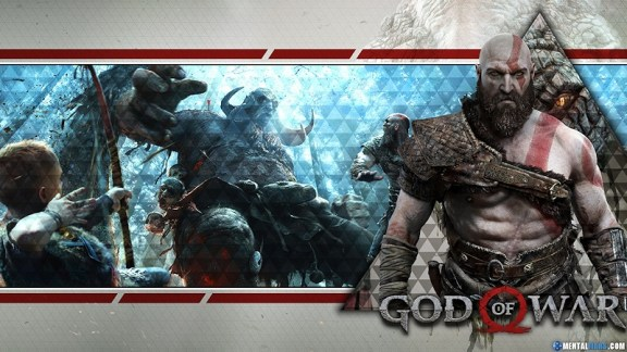 God of War Wallpaper - Preview