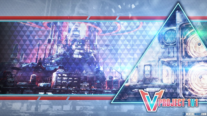 Project 1v1 Wallpaper - Preview - by MentalMars
