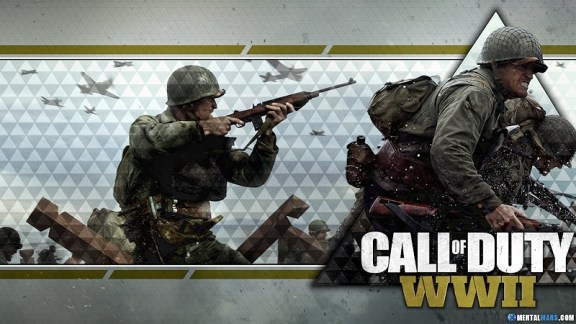 Call of Duty World War 2 Wallpaper - Preview