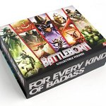 Battleborn Collectible Figures Box