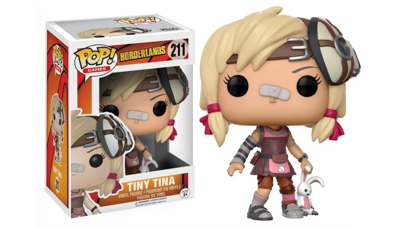 Borderlands Tiny Tina Funko POP Games Action Figure