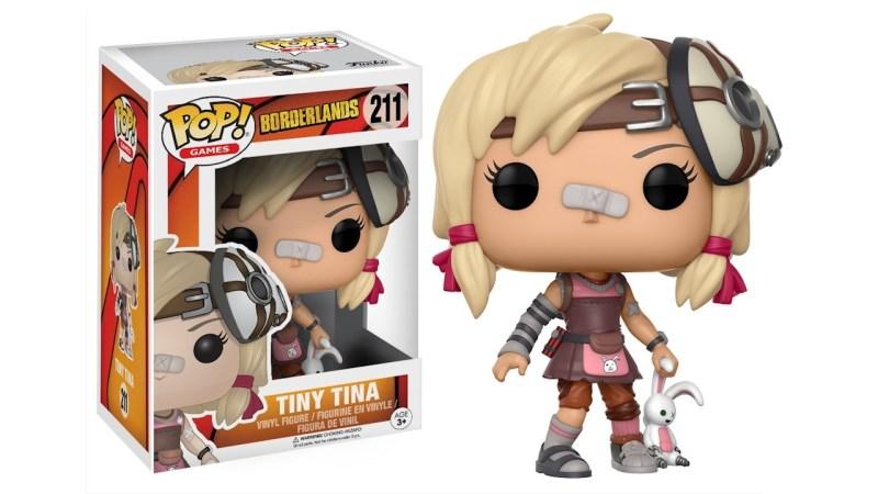 Borderlands Tiny Tina Funko POP Games Action Figure