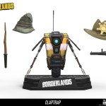 McFarlane Toys Borderlands Claptrap Action Figure