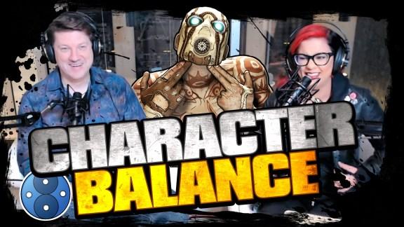 Borderlands and Battleborn Character Balance
