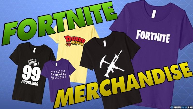 Fortnite Merchandise