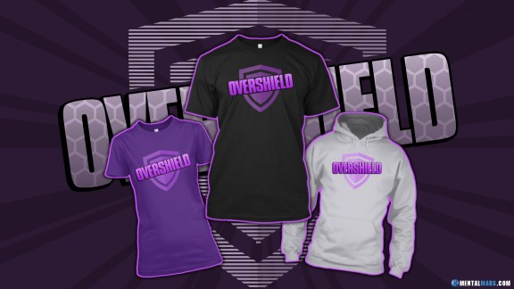 Overshield 2 Gaming Merch