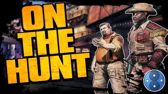 Borderlands 3 Community Hunt Event