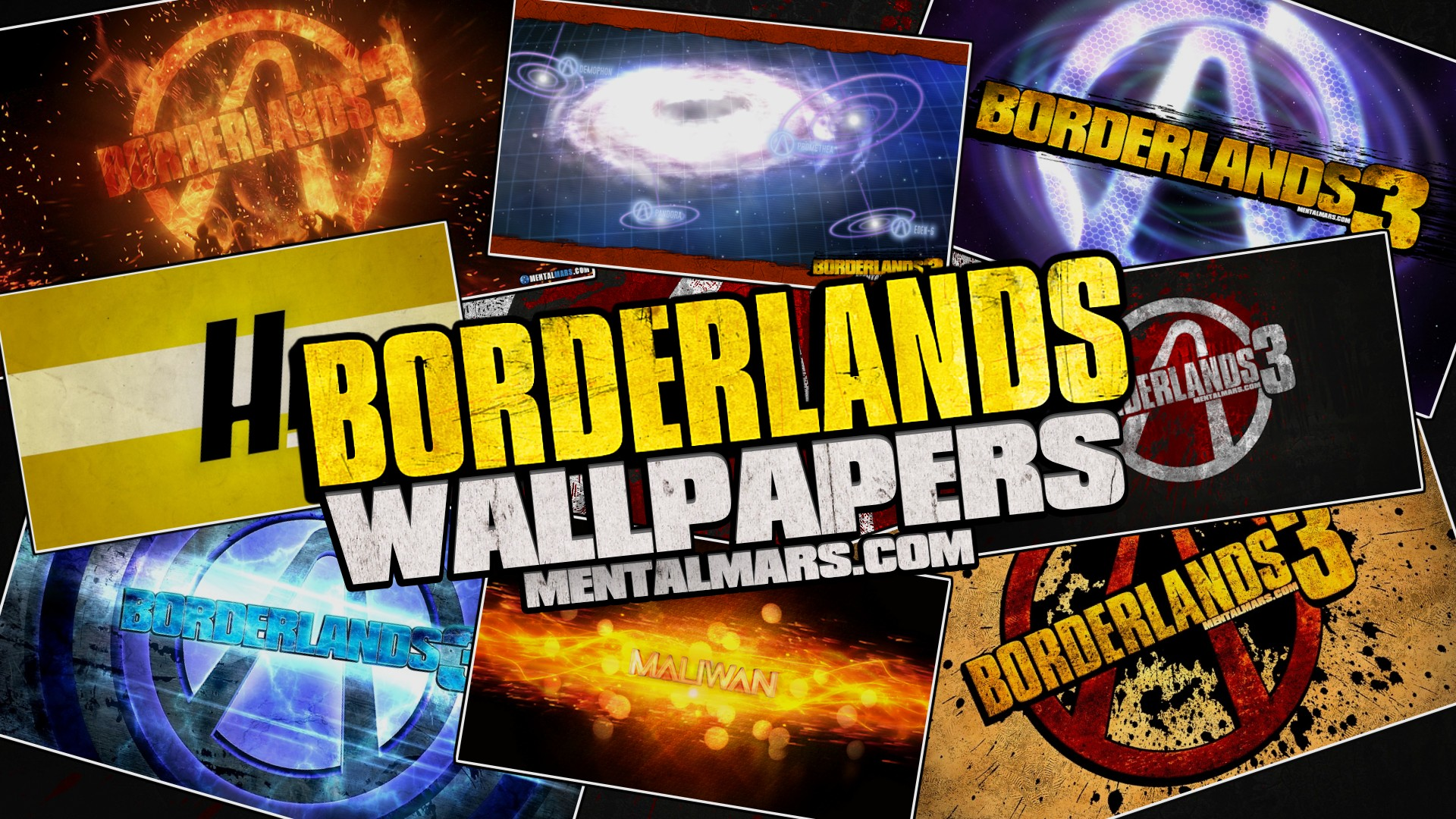 16+ Awesome Borderlands 3 Wallpapers » Gallery » MentalMars