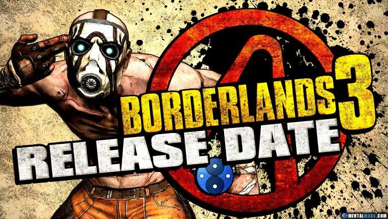 Borderlands Release Date