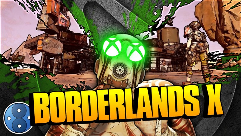 Microsoft Borderlands 3 Exclusive