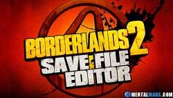 Borderlands 2 Save File Editor by Gibbed