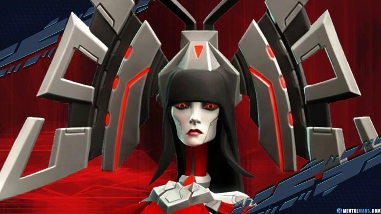 Ambra Jennerit Battleborn Character