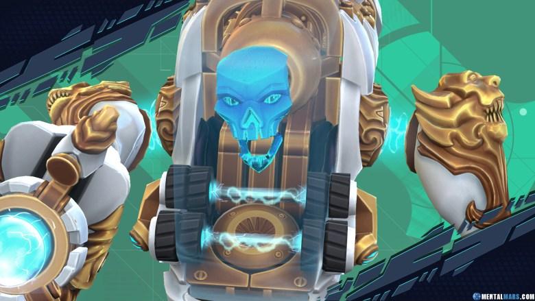 ISIC LLC Battleborn Character