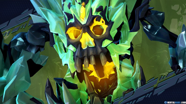 Kelvin Eldrid Battleborn Character