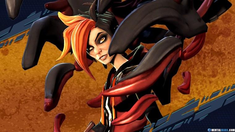 Shayne Aurox Rogue Battleborn Character