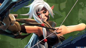 Thorn Eldrid Battleborn Character