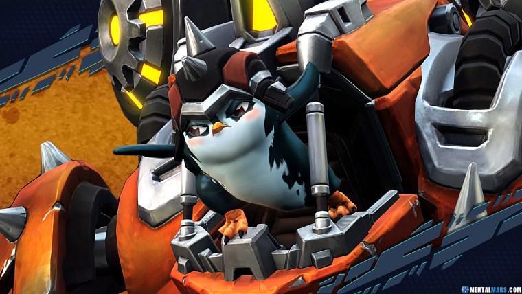Toby Rogue Battleborn Character