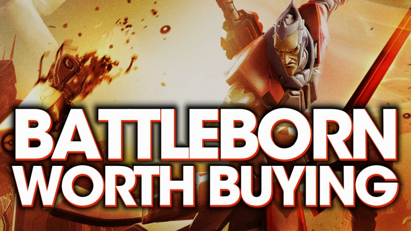 Battleborn Worth Buying