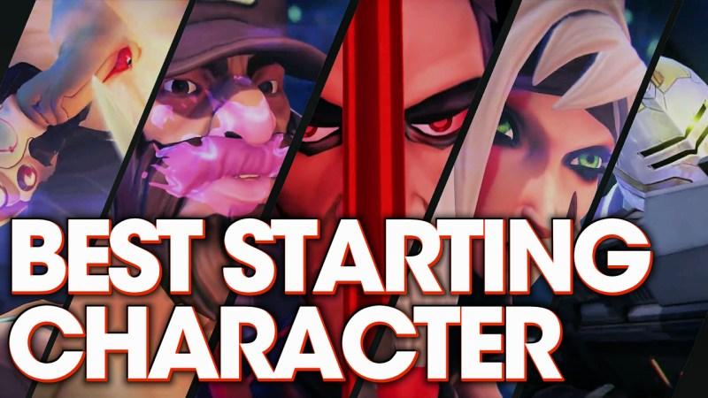 Best Battleborn Starting Character for Beginners