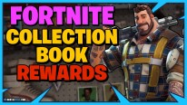All Collection Book Rewards - Fortnite Game