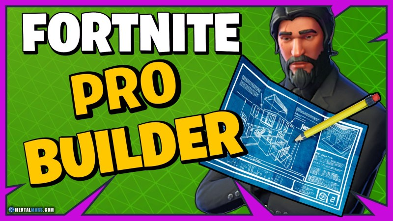 Fortnite Pro Building Tips