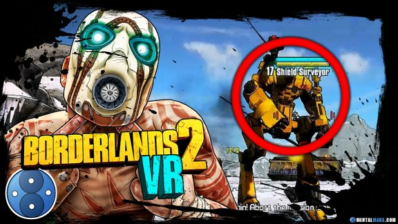 BL2 VR Preview Analysis