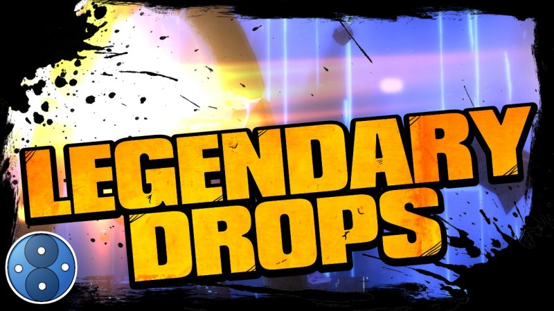 Borderlands 3 Legendary Drops