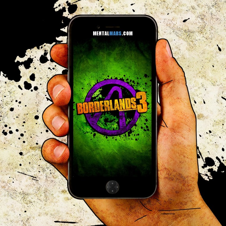 Borderlands 3 Shadows from the Bloody Harvest Wallpaper - Mobile Preview