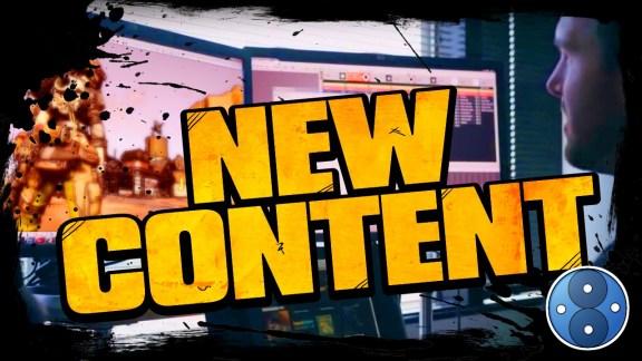 New Borderlands Content