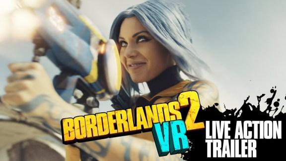 Borderlands 2 VR Live Action Trailer
