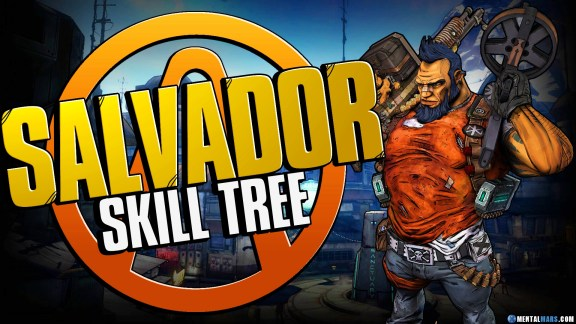 Zero Skill Tree » Borderlands 2 » MentalMars