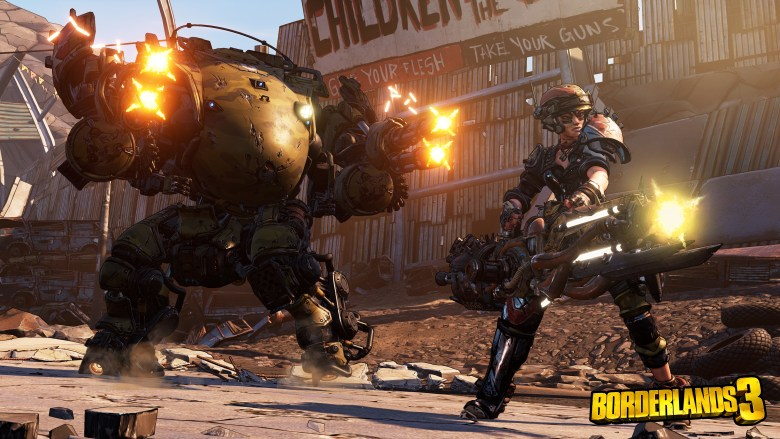 Moze the Gunner - Screenshot 01