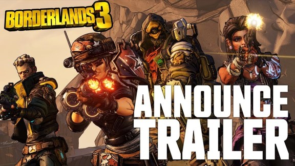 Borderlands 3 Announce Trailer