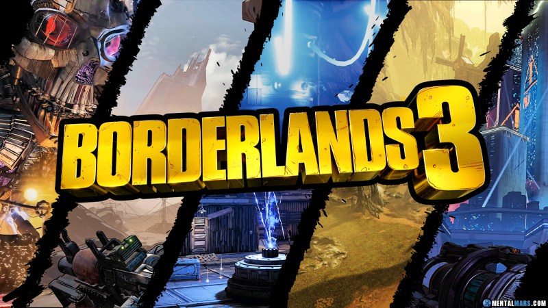 Borderlands 3 Locations