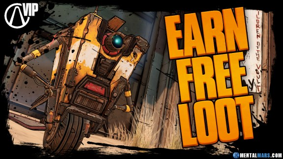 Earn Free Loot With The Borderlands Vault Insider Program