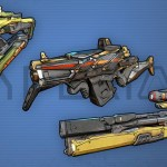Hyperion Weapons - Borderlands 3