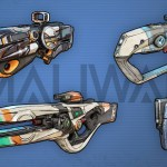 Maliwan Weapons - Borderlands 3
