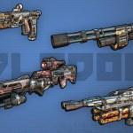 Vladof Weapons - Borderlands 3