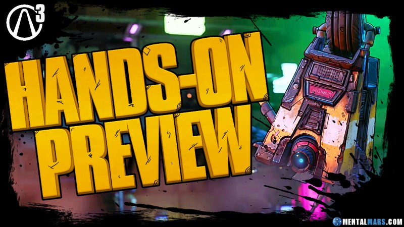 Borderlands 3 Hands-on Preview