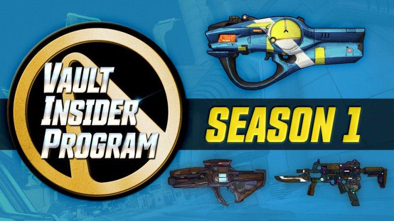 Borderlands VIP season 1