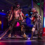 Calypso Twins at BL3 reveal event